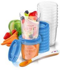 Avent SCF721/20 Aufbewahrungssystem für Babynahrung