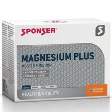 Sponser Magnesium Plus Fruchtmix Trinkgranulat (20 x 6 g)