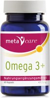 APG Allergosan Pharm Omega 3+ Kapseln (60 Stk.)