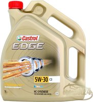 Castrol EDGE Titanium FST 5W-30 C3 (5 l)