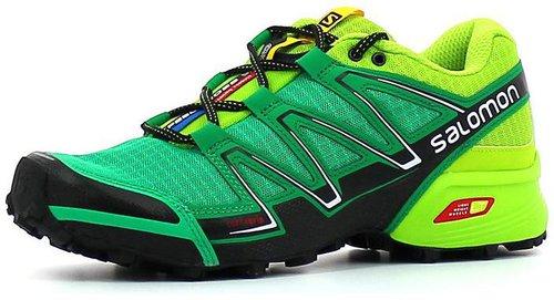 Salomon Speedcross Vario real green/granny green/black