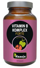 HANOJU Vitamin B Komplex forte 320 mg hochkonzentriert Kapseln (60 Stk.)