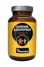 HANOJU Grapefruit + Guarana 450 mg Kapseln (60 Stk.)