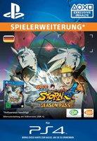 Naruto Shippuden: Ultimate Ninja Storm 4 - Season Pass (Add-On) (PS4)