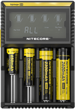 Nitecore DigiCharger D4EU