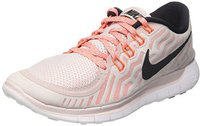 Nike Free 5.0 2015 Women violet ash/white/hyper orange/black