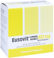 Strathmann Eusovit forte 403 mg Weichkapseln (100 Stk.)