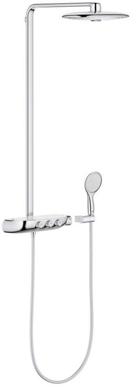 grohe rainshower system smartcontrol 360 duo. Black Bedroom Furniture Sets. Home Design Ideas