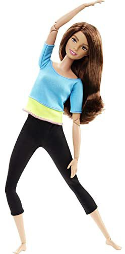 Barbie Made To Move Blue Top (DJY08)