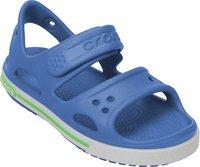 Crocs Kids Crocband II Sandal sea blue/white