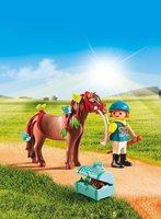 Playmobil Country - Schmück-Pony Schmetterling (6971)