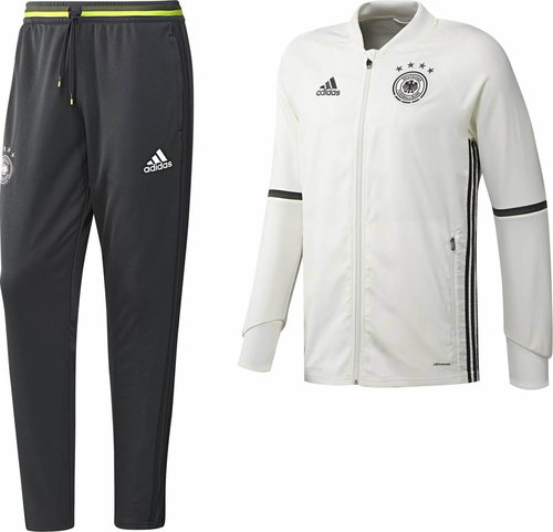 adidas dfb trainingsanzug g nstig online bestellen bei. Black Bedroom Furniture Sets. Home Design Ideas