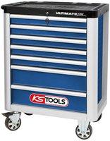 KS Tools ULTIMATEline blau/silber 887.0007