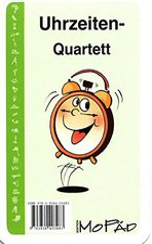 Persen Uhrzeiten-Quartett