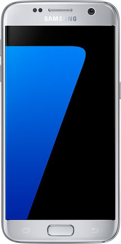 Samsung Galaxy S7 32GB silver ohne Vertrag
