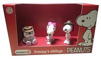 Schleich Scenery Pack Snoopy's siblings (22054)