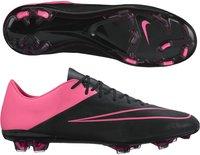 Nike Mercurial Vapor X Leather FG black/hyper pink/black