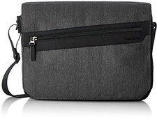 Samsonite Hip-Style , 2 Tablet Messenger Bag with Flap anthracite