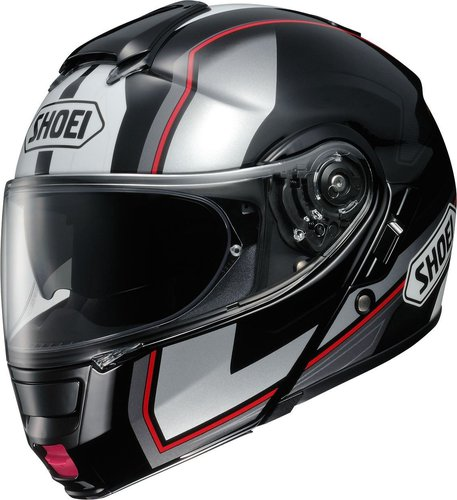 Shoei Neotec Imminent silber