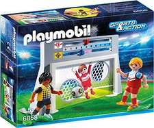 Playmobil Sports & Action Torwandschießen (6858)