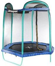 Ultrasport Jumper 213 cm mit Sicherheitsnetz