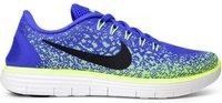 Nike Free RN Distance Women persian violet/green glow/volt/black