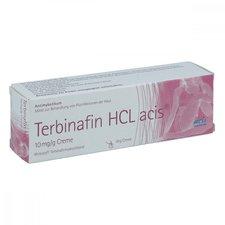 Acis Terbinafin HCL acis 10 mg/g Creme (30 g)