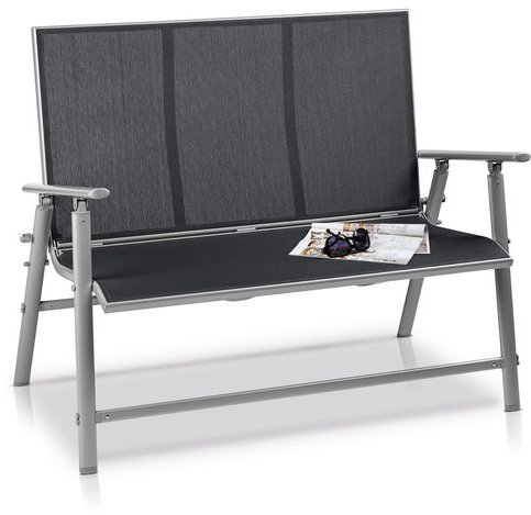 florabest aluminium gartenbank preisvergleich ab 69 99. Black Bedroom Furniture Sets. Home Design Ideas