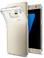 Spigen SGP Liquid Crystal Case (Galaxy S7 edge) Crystal