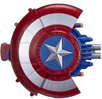 Nerf Marvel Captain America: Civil War Blaster Reveal Shield