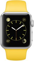 Apple Watch Sport 38mm gelb