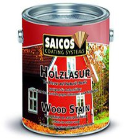 Saicos Holzlasur 2,5 l farblos