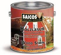 Saicos Holzlasur 2,5 l nussbaum