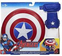 Hasbro Marvel Captain America: Civil War Magnetic Shield & Gauntlet