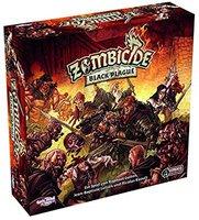 Guillotine Zombicide Black Plaque