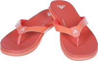 Adidas Supercloud Plus Flip Flops W sun glow/shock red/ftwr white