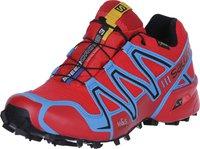 Salomon Speedcross 3 GTX radiant red/process blue/black