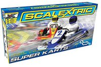 ScaleXtric Super Karts Set