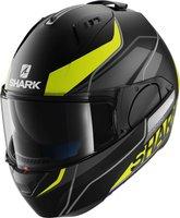 Shark Evo-One Krono schwarz/gelb