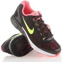 Nike Lunarglide+ 6 GS black/volt
