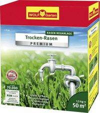 Wolf-Garten Trocken-Rasen Premium L-TP 100