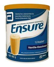 Abbott Ensure Vanille Pulver (400 g)