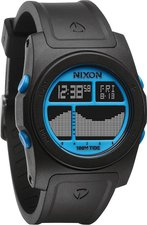 Nixon Rhythm black/sky blue (A385-930)