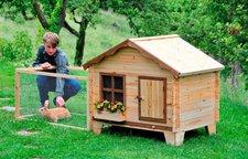 Rohrschneider Kleintierstall de luxe