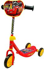 Smoby Disney Cars Tri Scooter