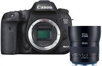 Canon EOS 7D Mark II Kit 50 mm Zeiss Milvus