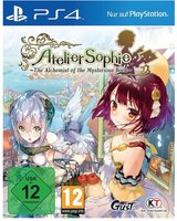 Atelier Sophie: The Alchemist of the Mysterious Book (PS4)