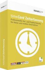 ReinerSCT timeCard 6 Softwarepaket
