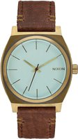 Nixon The Time Teller brass/green crystal/brown (A045-2223)