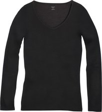 Icebreaker Siren Long Sleeve Sweetheart (103194) black